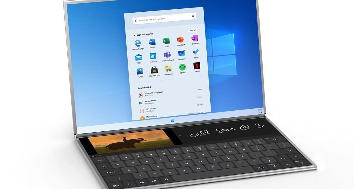 Windows 10X, il nuovo sistema operativo di Microsoft